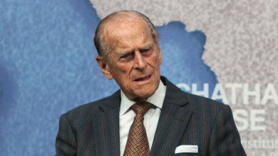 Photo of Prince Philip dominates television: exhausted Britons, recording complaints for the BBC