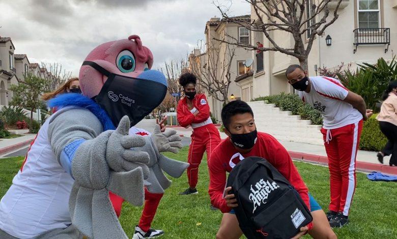 The Los Angeles Clippers family means El Monte super fans