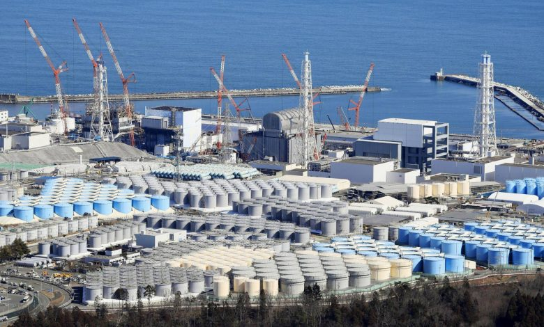The United States supports the option of dumping Fukushima water into the sea