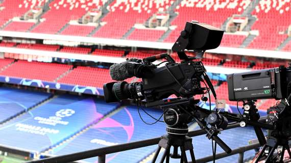 The arrival of Mediaset, the broadcasting platform where you can follow the upcoming Champions League