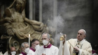 """Photo of The cry that worries the Church: The shadow """"divides"""" the Vatican"""