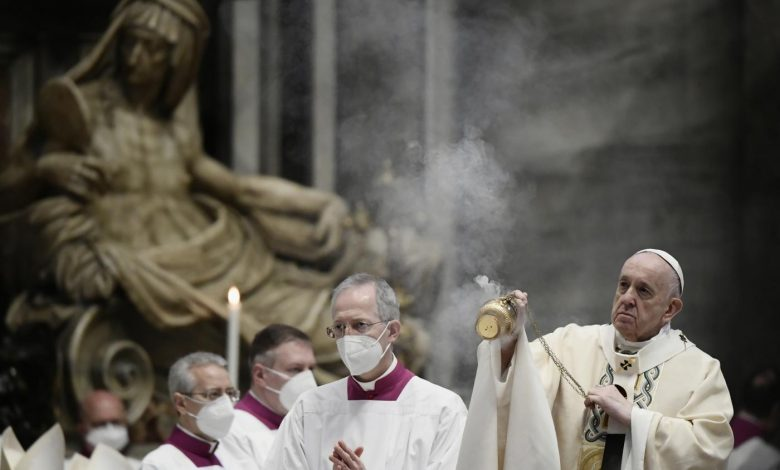 """The cry that worries the Church: The shadow """"divides"""" the Vatican"""