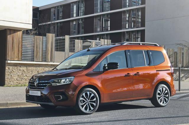 La nuova Renault Kangoo è in arrivo