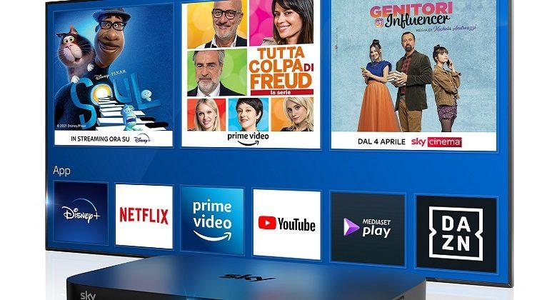 Sky e Disney: al via la partnership anche in Italia