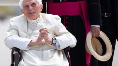 Photo of Today, Benedict XVI is 94 years old