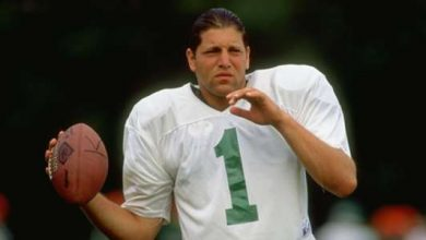 Photo of Tony Miola, the American football legend who tried to reach the NFL