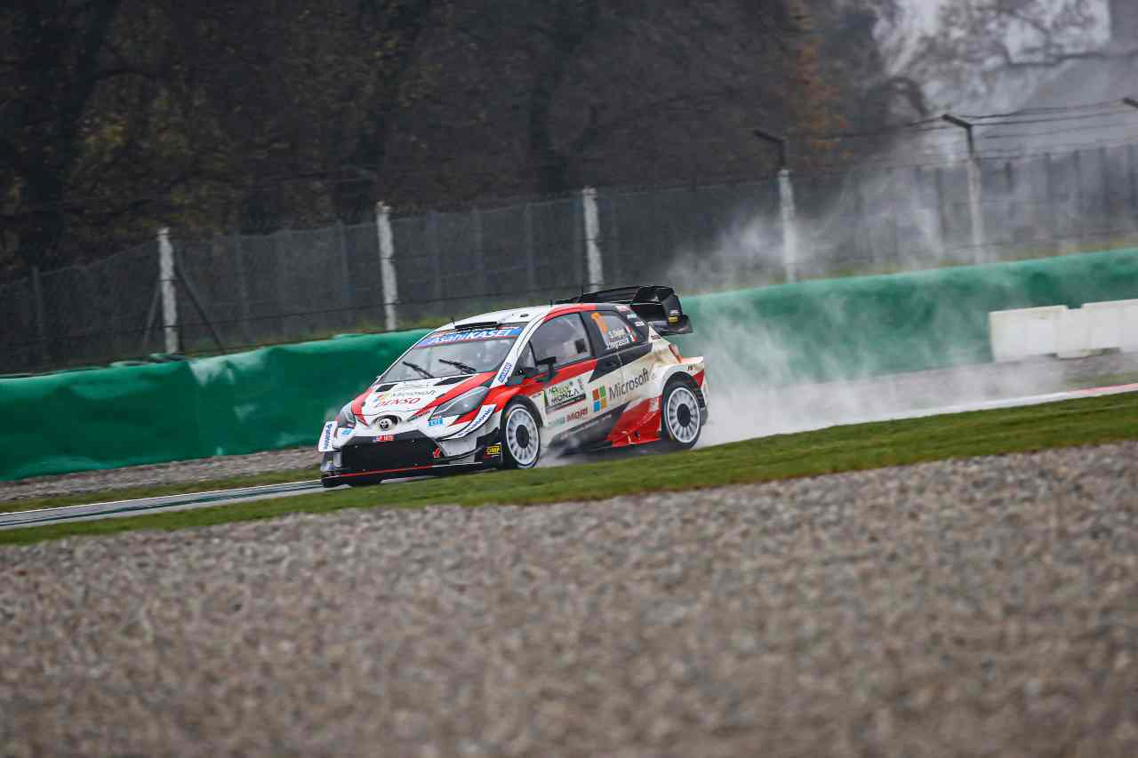 Photo of Toyota GR Yaris, which I ride in the Nürburgring: Video on board