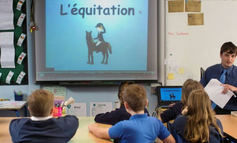 UK schools speak out against the rules of teaching the European language