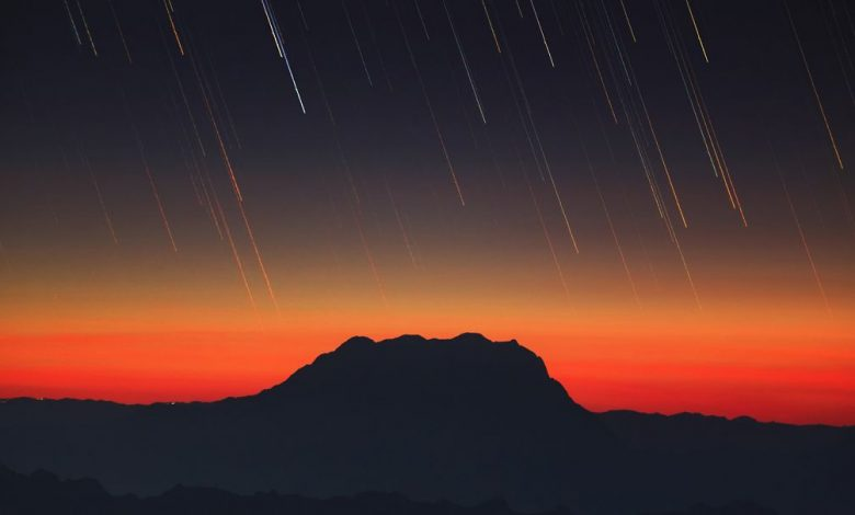 The mystery of the black asteroid crash in Botswana