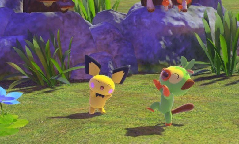 The new Pokémon Snap has super sales in the UK ~ Pokémon Millennium