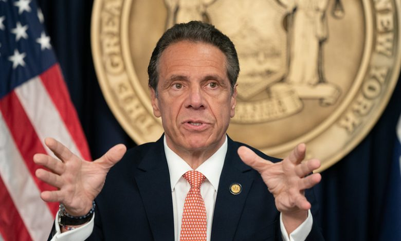 The mayor and governor vie to see who reopens New York first - La Voce di New York