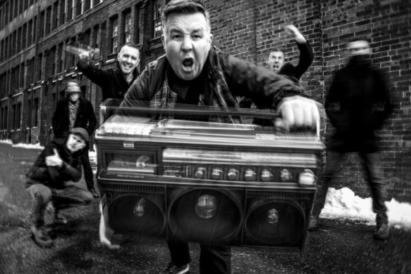 DROPKICK MURPHYS - The world's most famous Celtic punk band in Jesolo on February 4, 2022