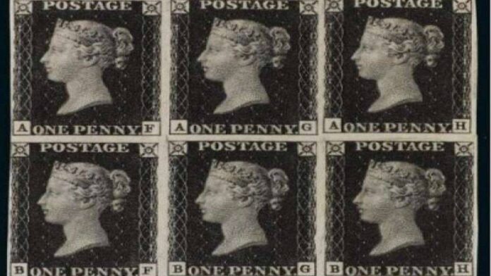 It happened today - 6 May 1840: The first postage stamp in history comes into effect in the United Kingdom