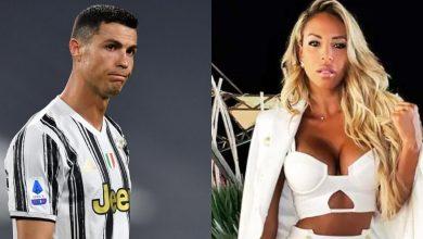 "Photo of ""Cristiano Ronaldo upset"": Jacqueline Souza's words"