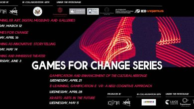 Photo of Game for Change series: Meetings with Gamification Experts