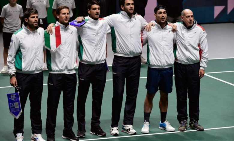 Official calendar of meeting dates.  Italy to play in Turin - OA Sport