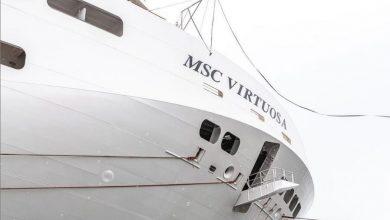 Photo of Il Vescovado – MSC Virtuosa has opened cruises in the UK.  On board the Amalfi Coast