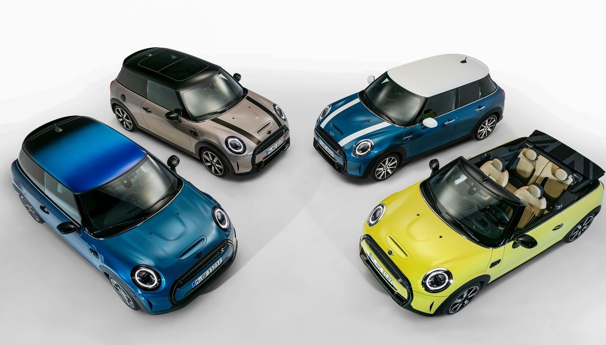 New MINI Editions for 2021