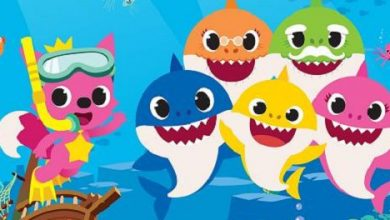 Photo of From May 24 in Italy, the animated series dedicated to Baby Shark