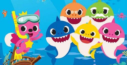 Dal 24 maggio in Italia la serie animata dedicata a Baby Shark