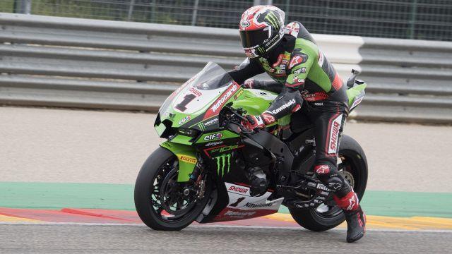 Superbike Victory No. 100 by Jonathan Rea