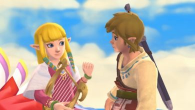 Photo of Skyward Sword HD, new pictures for Switch editor – Nerd4.life