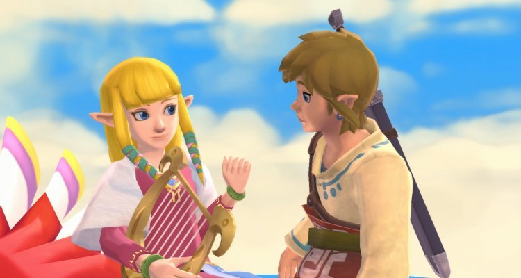 Skyward Sword HD, new pictures for Switch editor - Nerd4.life