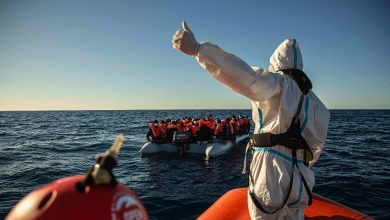 Photo of Migrants, a lawsuit filed with the European Court regarding Frontex pushbacks in the Aegean Sea