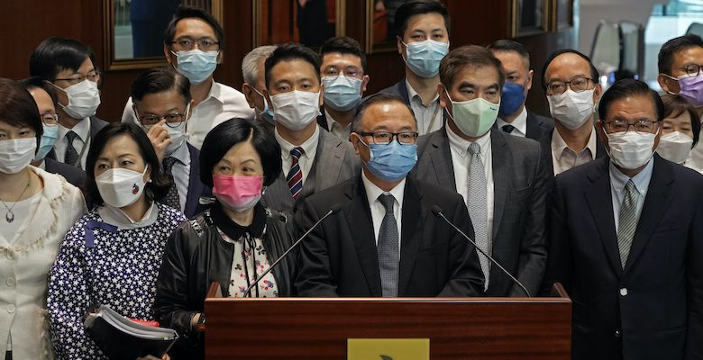 Hong Kong has agreed to a controversial electoral reform, thanks to which China will control its elections and parliament