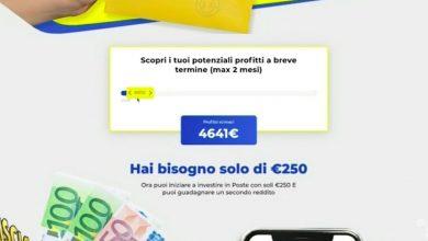 Photo of Striscia la Notizia, invest in the Italian post office?  Beware of ad scams that make you lose money – Libero Quotidiano