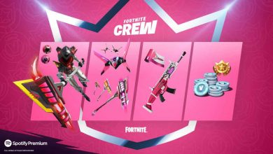 Photo of Here are all free skins