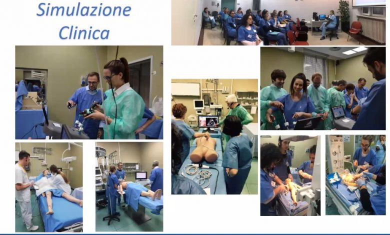 Bachelor of Medicine in English: 100 students per year, lectures in Alberoni.  Tested in september