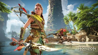 Photo of Aloy returns to show himself in an amazing new gameplay video