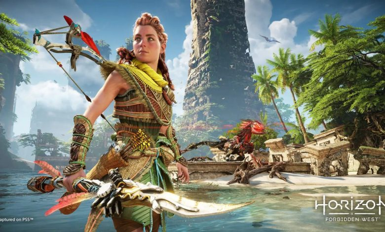 Aloy returns to show himself in an amazing new gameplay video