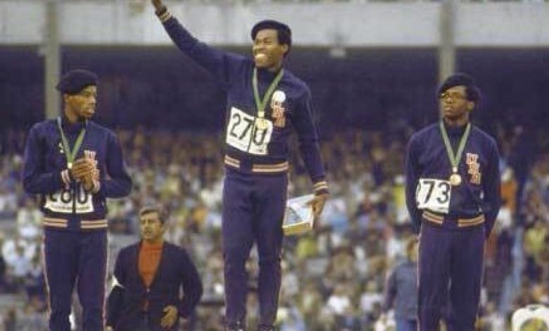 Athletics: Farewell to Lee Evans, Black Hat Champion of Mexico '68