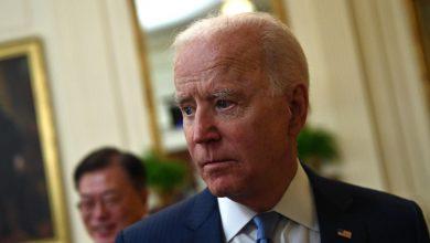 "Photo of Belarus and Biden: ""Shameful hijacking of the plane"""