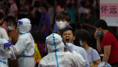 Photo of China is frightening again: Guangzhou is armored for viruses