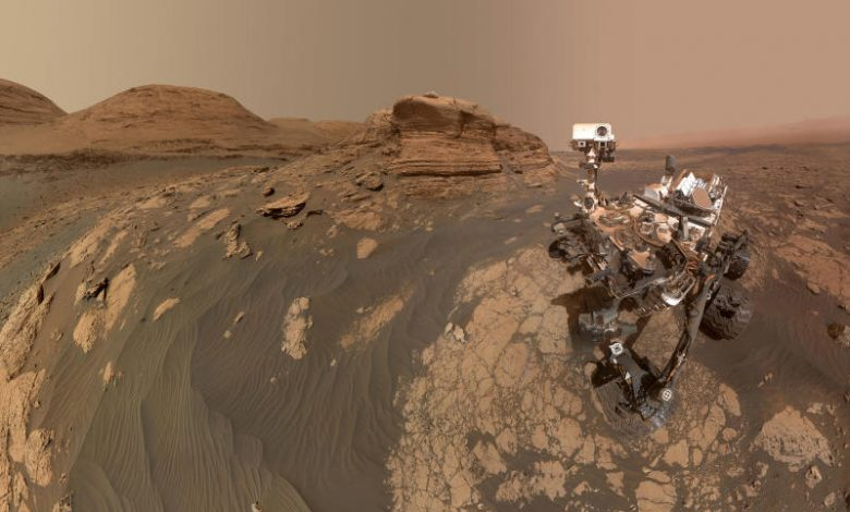 China on Mars: A Challenge to the United States.  What is changing now for the West?