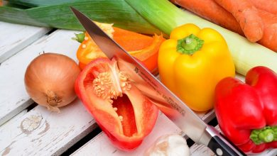 Photo of Cooked or raw peppers are always easy to digest and light thanks to these 3 cool and super quick tricks to remember