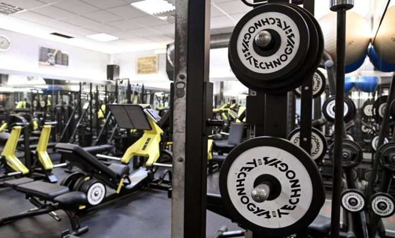 Coronavirus, gyms reopen early until May 24, and training is back indoors