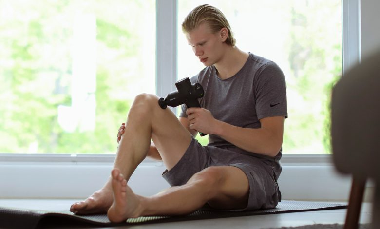 ERLING HAALAND (BORUSSIA DORTMUND) is a new face of HYPER ICE