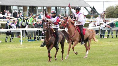 Photo of Endurance, origin in parade