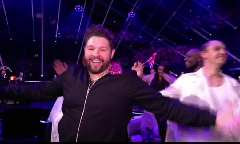 Eurovision song contest fans say the UK's 'predicted' fate is for Netflix in 2021