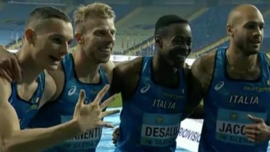 Photo of It is wonderful Italy!  Five relays in the Tokyo Olympics