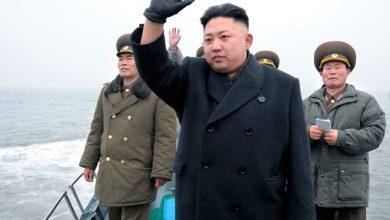 Photo of Kim vs. Biden.  No negotiations for Pyongyang