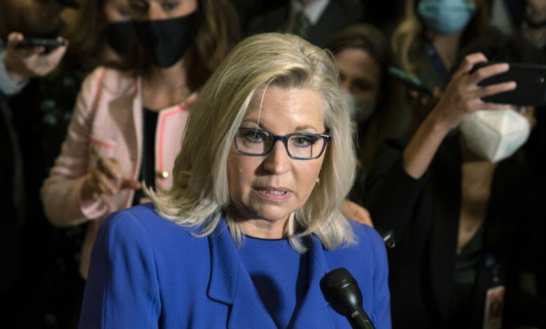 Liz Cheney is missing from Italy