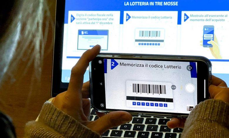 Lotteria degli scontrini, estrazione dell'8 aprile: come sapere se hai vinto