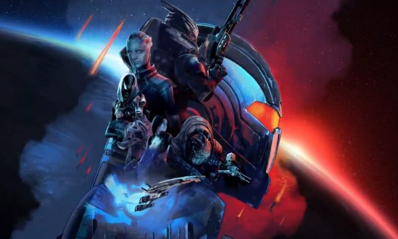 Mass Effect Legendary Edition has received many negative reviews on Steam