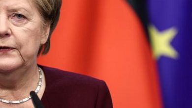 """Photo of """"Merkel is being spied by the United States,"""" the Danish services report"""