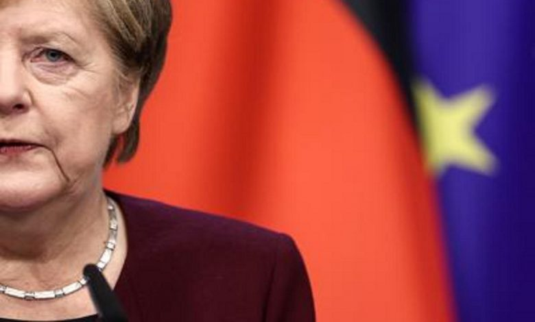 """""""Merkel is being spied by the United States,"""" the Danish services report"""